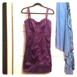 Jessica Simpson Dresses - Purple Cocktail Dress